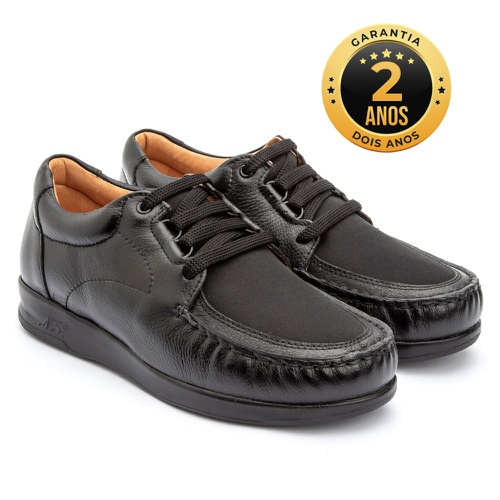 Sapato feminino - Laura - Preto - NATURAL STEP