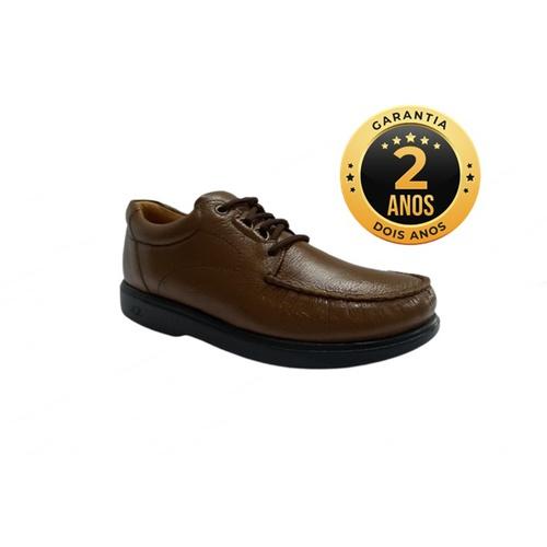 Sapato masculino para pés diabéticos – Palermo - M... - NATURAL STEP