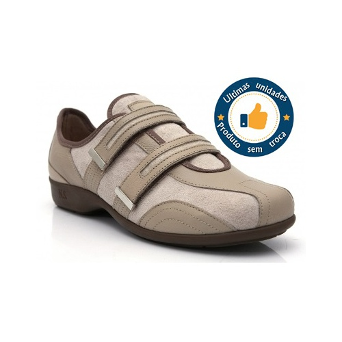 Sapato feminino - Vany Palha - Palha - NATURAL STEP