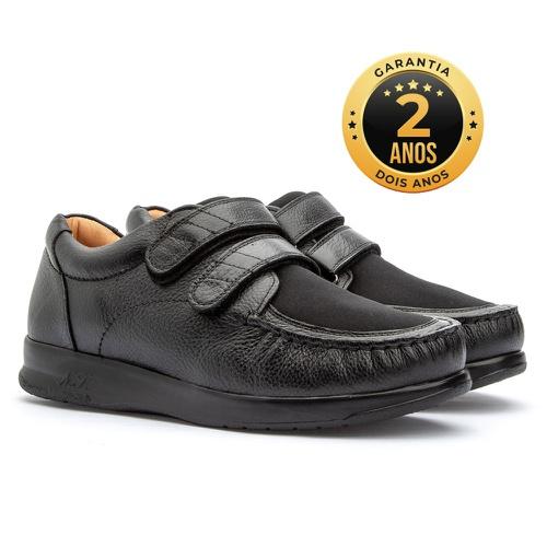 Sapato feminino - Victória - Preto - NATURAL STEP