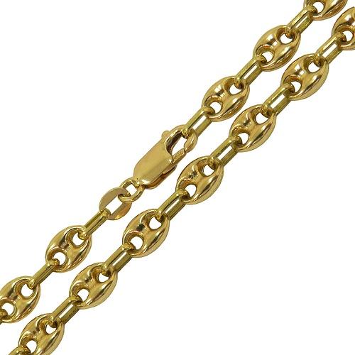 Corrente Gucci em Ouro 18k Maciço Feminina