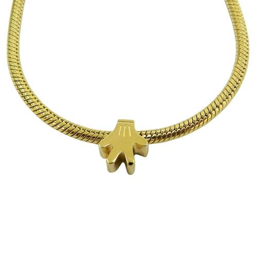 Pingente Pandora em Ouro 18k Luva do Mickey