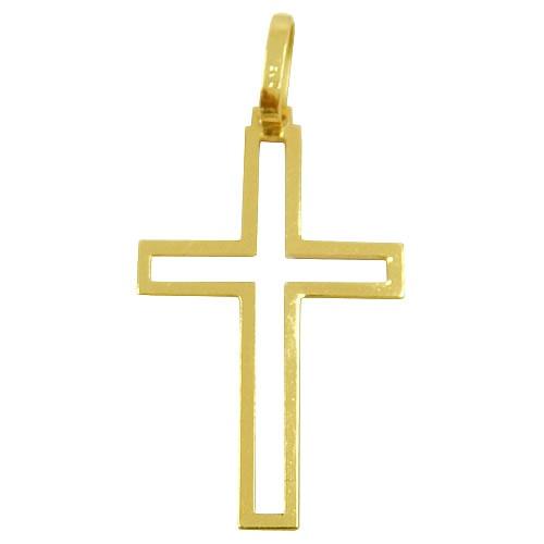 Crucifixo ouro