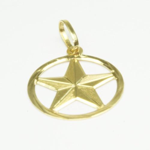 Estrela Salomão em Ouro