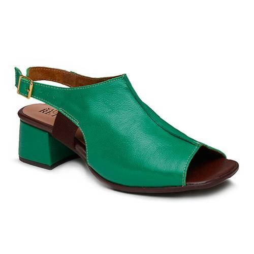 Sandália Peep Toe Retrô - London - 913-02 - Sapato RetrÔ