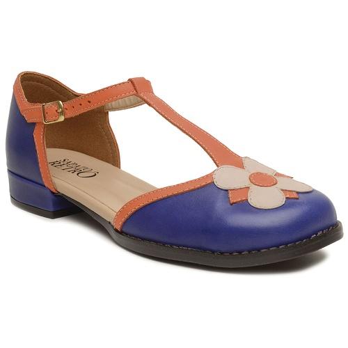 Sapato Boneca RetrÔ - Flor - 720-15 - Sapato RetrÔ