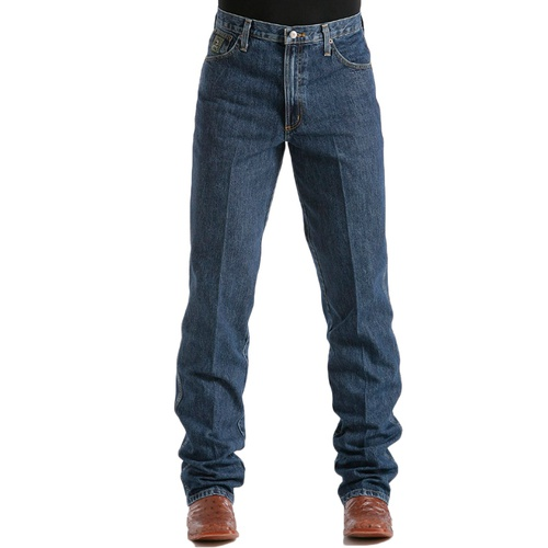 Calça Jeans Masculina Cinch Green Label Stone