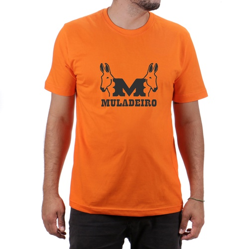 Camiseta Muladeiro Laranja - TEXASKING