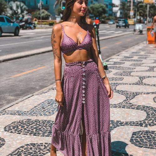 Saia Maya Veneza - Via Sol Brazil