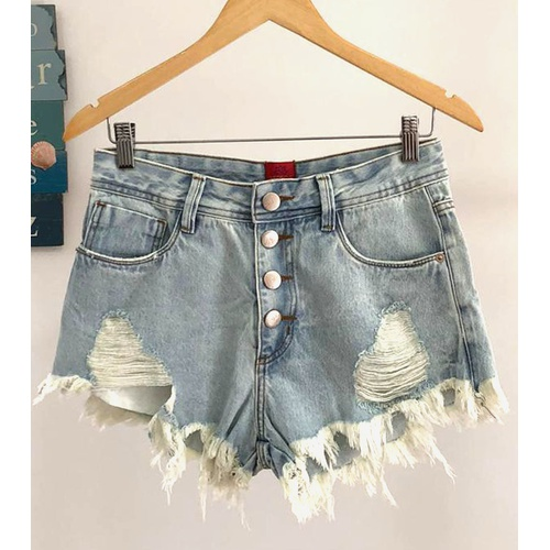 Shorts Jeans Via Sol - Via Sol Brazil