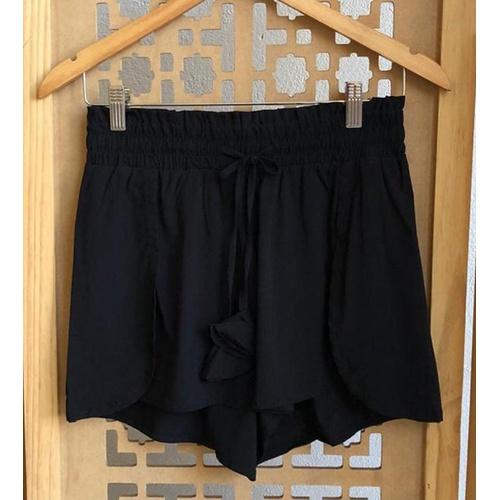 Shorts Luna Preto - Via Sol Brazil