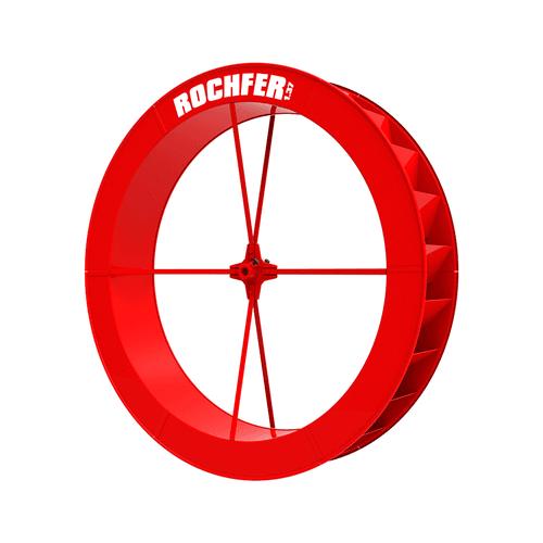 Roda D'água 1,37 x 0,25 m - Série A