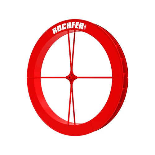 Roda D'água 1,37 x 0,13 m - Série M