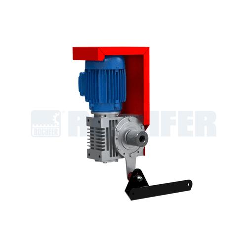 Acoplador Elétrico Ae-551 Com Motor Monofásico 1,5 Cv