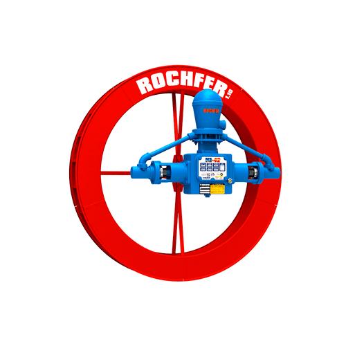 Bomba Rochfer Ultra-42 + Roda D'água 1,10 x 0,17 m