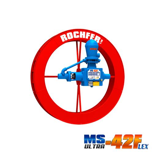 Bomba Rochfer Ultra-42 Flex + Roda D'água 1,10 x 0,13 m