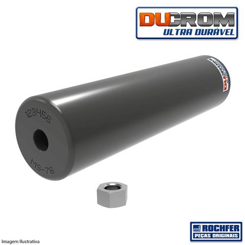 Pistão Ducrom® C-ms/msg-76/76d