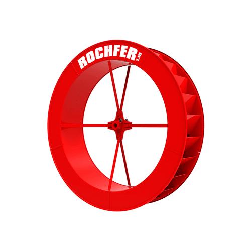 Roda D'água 1,10 x 0,25 m - Série a