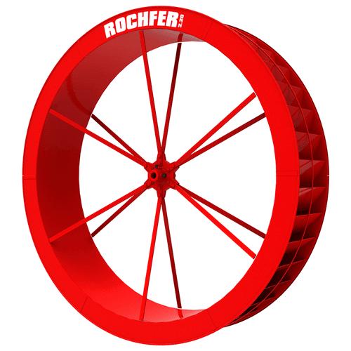 Roda D'água 2,20 x 0,47 m - Série c