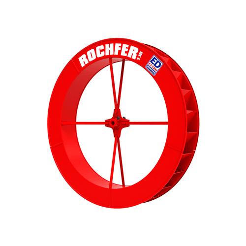 Roda D'água Extra Durável - 1,10 x 0,17 m - Série m