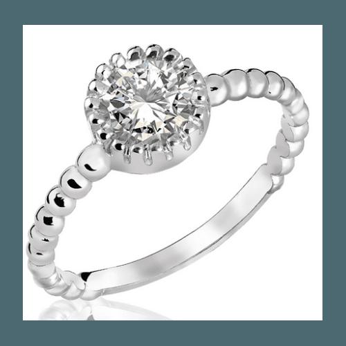 Lindo anel de Prata