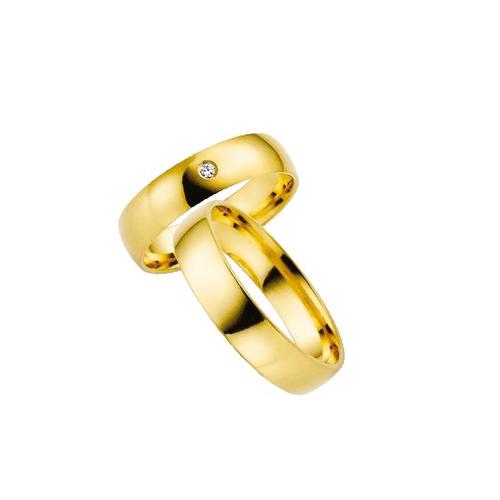 Par de Alianças de Casamento Sorocaba em Ouro 18k ... - NORTHOFF - Sonhos em Ouro 18k!