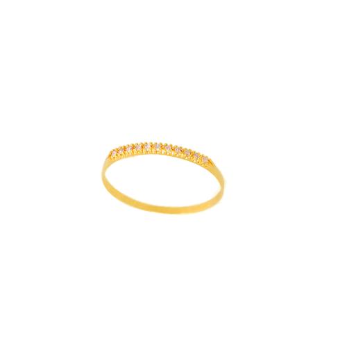 Anel Feminino Aparador em Ouro 18k com Diamantes - NORTHOFF - Sonhos em Ouro 18k!