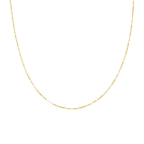 Corrente Masculina Cartier Tipo PP em Ouro 18k - NORTHOFF - Sonhos em Ouro 18k!
