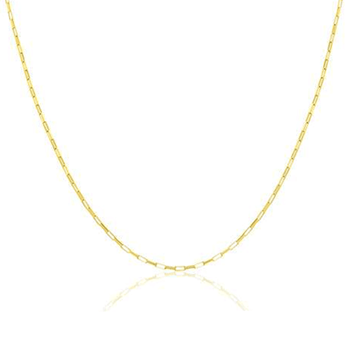 Corrente Masculina Cartier Tipo M em Ouro 18k - NORTHOFF - Sonhos em Ouro 18k!