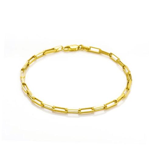 Pulseira Masculina Cartier Tipo G em Ouro 18k - NORTHOFF - Sonhos em Ouro 18k!