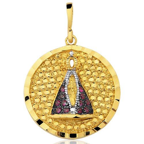 Pingente de Ouro 18k/750 PG123