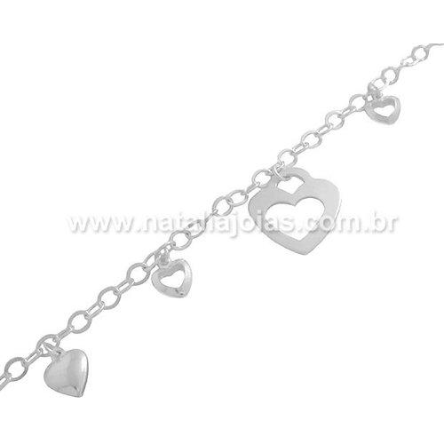 Pulseira de Prata 925 PL40