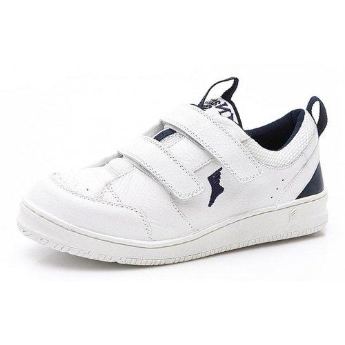 96a529023 Tênis infantil - 1000/05 - Branco e azul