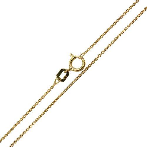 Corrente Cartier Fina em Ouro Maciço 18k