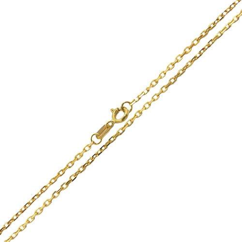 Corrente Masculina de Ouro 18K Cartier Maciça