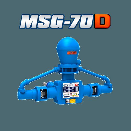 Bomba à Roda D'água ROCHFER MSG-70 D