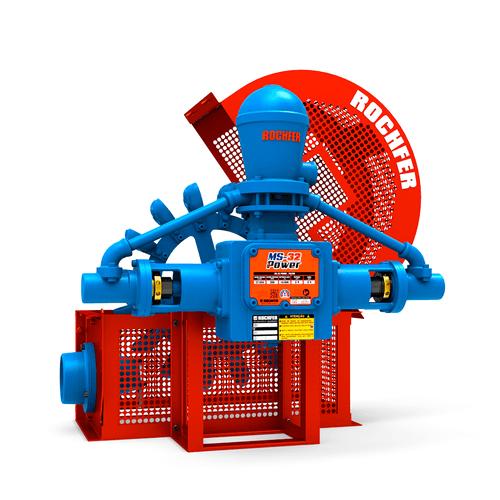 Turbina de Bombeamento MS POWER-32 | ROCHFER®