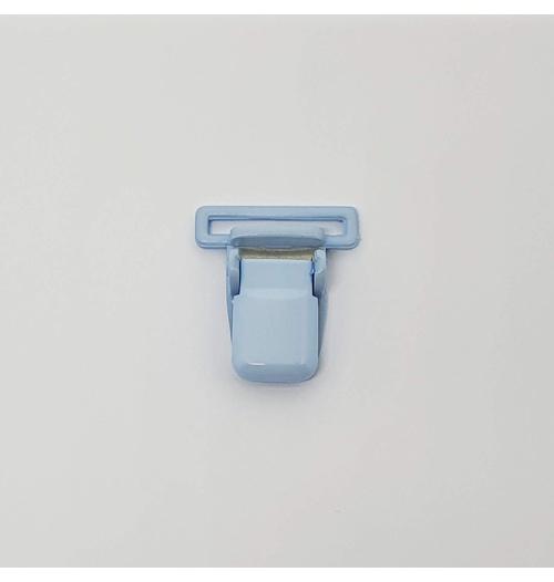 Prendedor de chupeta - Azul claro