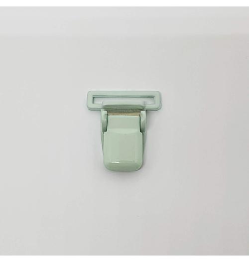 Prendedor de chupeta - Verde claro