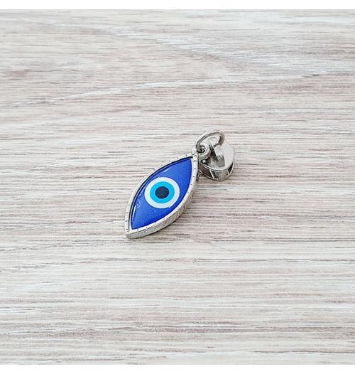 Cursor Olho Grego - Niquelado