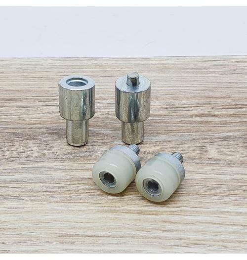 Matriz para botão pressão madrepérola
