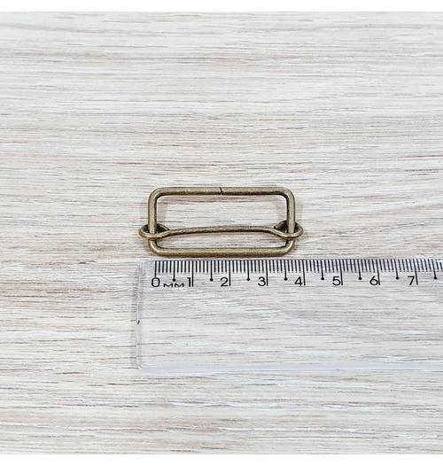 Regulador para alça 36 mm - Ouro Velho