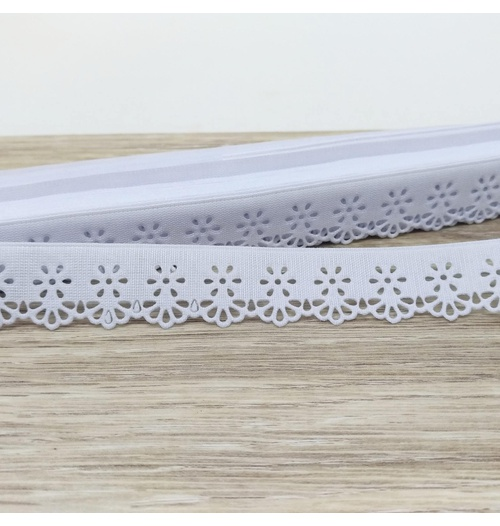 Mini Lasynha Crochê 98 - Branco