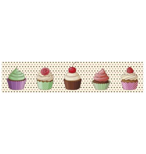 Faixa Digital Cupcake 7089 - (1 unidade)