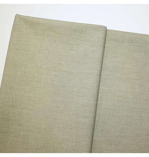Tecido Natural Blend - Verde Médio