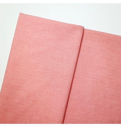 Tecido Natural Blend - Vermelho