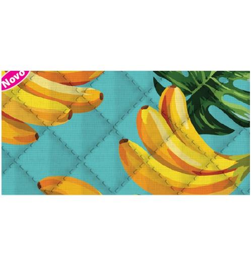 Placa de matelassê ultrassônico - Banana G