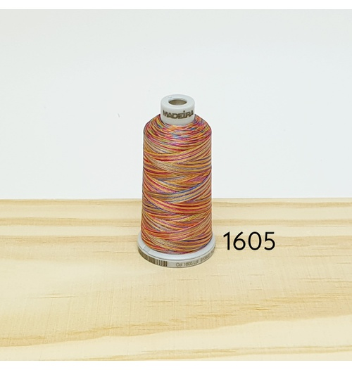 Linha matizada para bordado e quilt - cor 1605