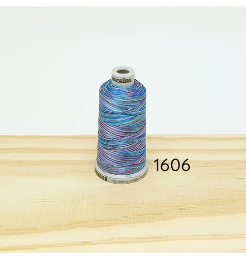Linha matizada para bordado e quilt - cor 1606