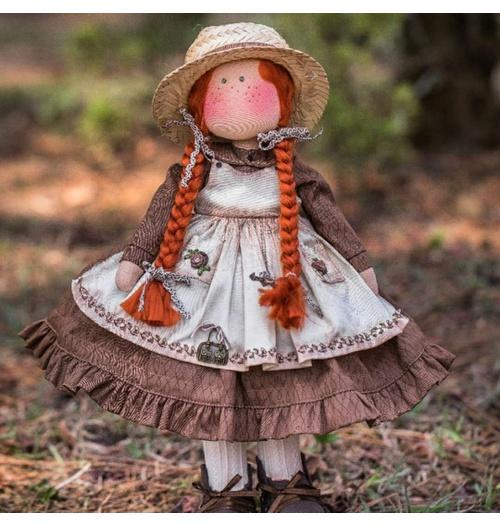 Kit Boneca Anne - Millyta Vergara